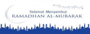 Selamat Menyambut Bulan Ramadhan