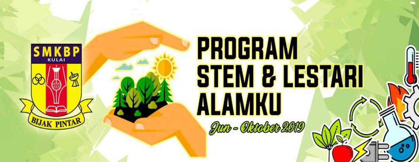 Program STEM & Lestari Alamku